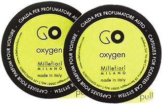 Millefiori カーディフューザー GO リフィル 詰め替え オキシゲン 13RGOX