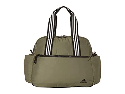 adidas Sport To Street Tote (Legacy Green/Black) Bags
