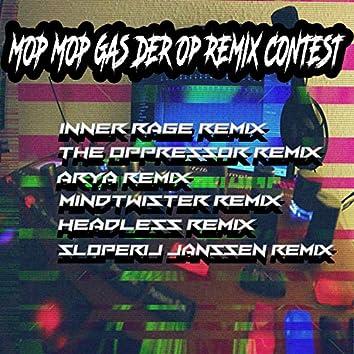 Mop Mop Gas Der Op Remix Ep