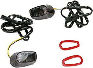 Competition Werkes 10-14 BMW S1000RR MotoMPH Turn Signals (Smoke Lens)