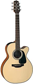 Takamine GX18CE Solid Spruce 3/4 Size Taka-mini Acoustic-Electric Guitar with Gig Bag