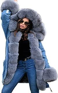 Best half fur coat Reviews