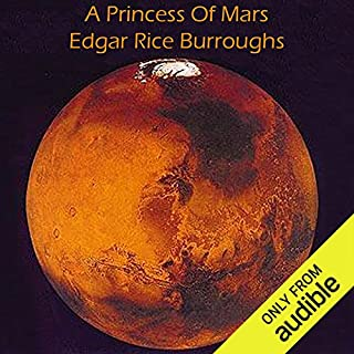 A Princess of Mars cover art
