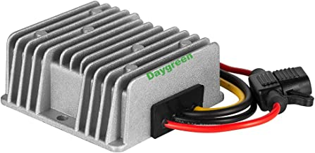 Daygreen Voltage Regulator DC DC 48V Step Down to DC 12V 20A Buck Transformer 36V to 12V Converter, Non-Isolated