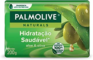 Sabonete em Barra Palmolive Naturals Hidratação Saudável 200G, Palmolive
