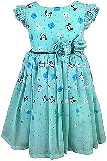 Tsum Tsum Girls Chiffon Dress