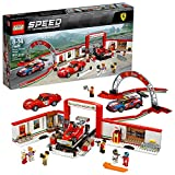 LEGO Speed Champions Ferrari Ultimate Garage 75889 Building Kit (841 Pieces) (Discontinued by Manufacturer)