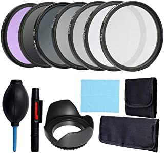Andoer Professional Lens and Filter Bundle Complete and Compact Camera Accessory Kit Photography Accessories 52mm
