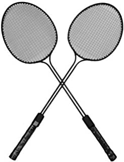 Twiclo Graphite Badminton Racquet (Set of 2)