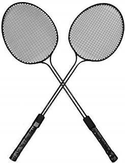 Twiclo Graphite Badminton Racquet (Set of 2)