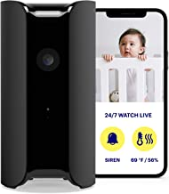 Canary All-in-One + 3 Months Membership: 1080p HD Wireless Security Surveillance System for Home, Office, Baby, Pet Monito...