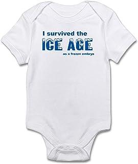 qidushop FET Ice Age Baby-Strampler mit kurzen Ärmeln