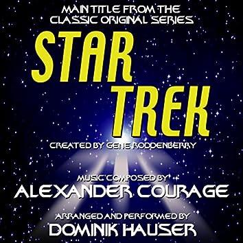 Star Trek Main Title (from the Classic Original TV Series Score)