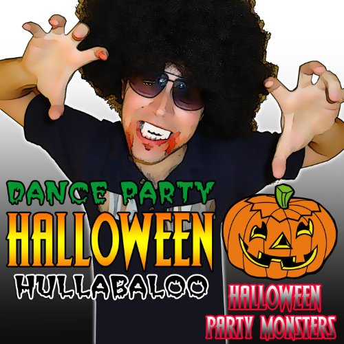 Dance Party Halloween Hullabaloo [Clean]
