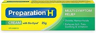 Preparation H Cream With Bio-Dyne 25g Multi-Symptom Relief 25g