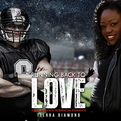 BWWM Romance: Running Back to Love audiobook cover art