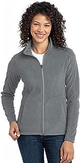 Ladies Microfleece Jacket. L223