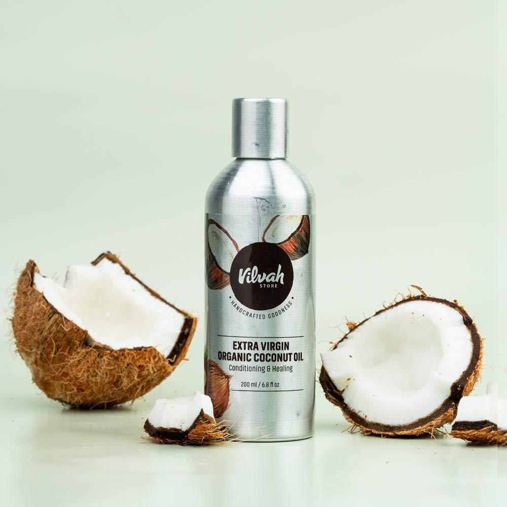 Extra Virgin Coconut Oil (Organic)-200ml