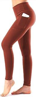 HOFI Women's High Waist Yoga Pants with Pockets Tummy...