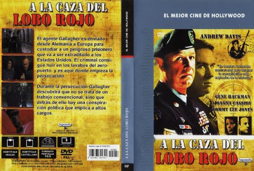 A LA CAZA DEL LOBO ROJO THE PACKAGE