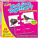 Trend Enterprises 'What Goes Together?' Fun-to-Know Puzzle