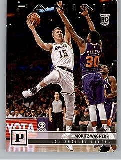 2018-19 Panini #108 Moritz Wagner Los Angeles Lakers Rookie Basketball Card