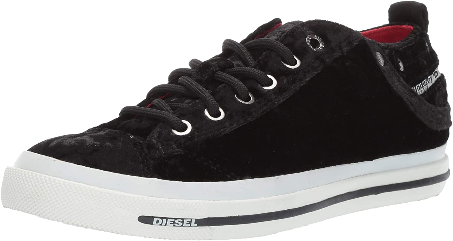 Diesel Womens Magnete Exposure Iv Low W - Sneakers Sneaker