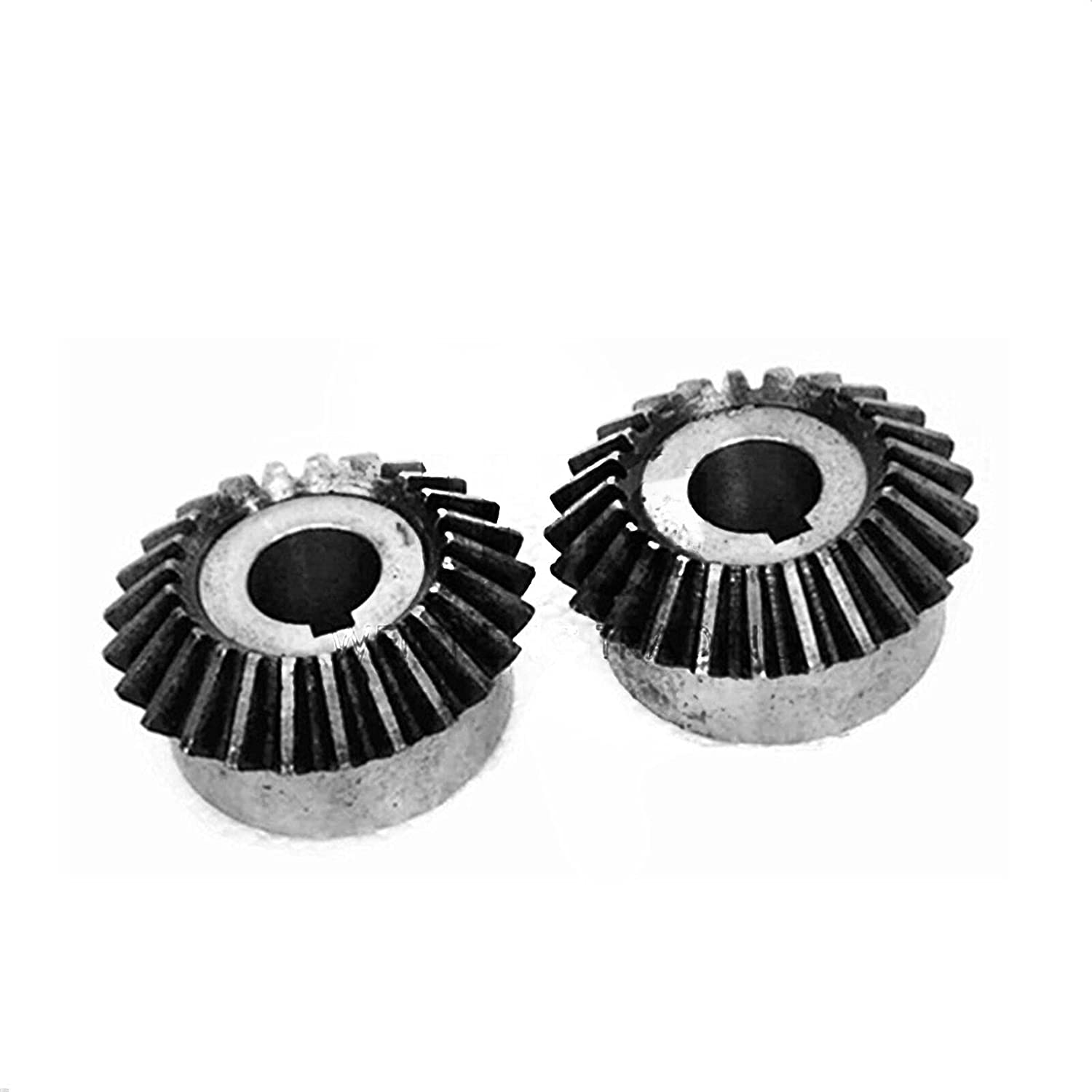 TONGCHAO Tchaogr 25% OFF 2pcs Bevel Gear Inner Limited time for free shipping Modulus 25Teeth 2.5 Hole