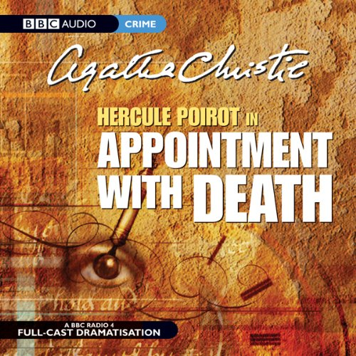 Appointment with Death audiobook cover art