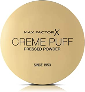 Max Factor Creme Puff Pressed Powder, Nouveau Beige 13