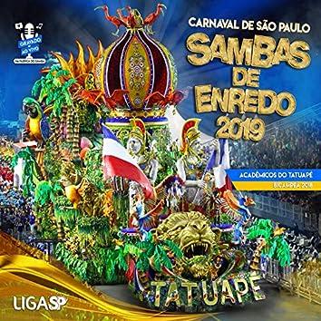 Carnaval Sp 2019 - Sambas de Enredo das Escolas de Samba de São Paulo