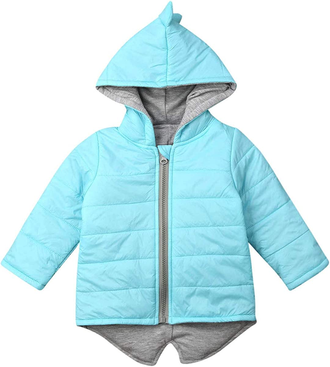 LANTIAN Baby Girls Branded goods Boys Winter Regular store w Lightweight Coats Jacket Hooded
