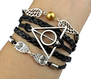 7d2ef834a2be Amazon.com  Harry Potter - Bracelets   Jewelry  Clothing