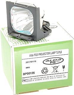 Alda PQ-Premium, Projector Lamp voor TOSHIBA TLP-650E projectoren, lamp met behuizing