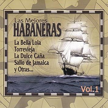 Las Mejores Habaneras, Vol. 1