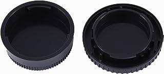 Tapa para Montura de Objetivo & Tapa para Cuerpo de Movo Photo para Cámaras DSLR Nikon