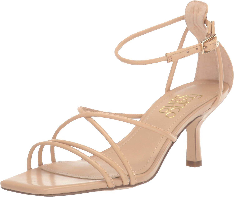Franco Sarto Women's Mia Heeled Sandal