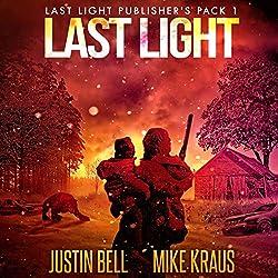 Last Light: Books 1-4 thumbnail