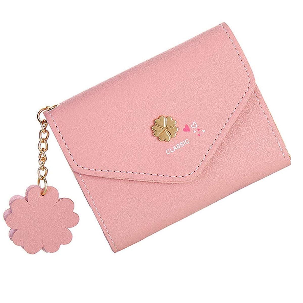 抽出ポータルめったに女性はレトロジッパーショート財布小銭入れハンドバッグが大好き 折り革財布 高級PUレザー 便利 耐久性 軽量 財布 おしゃれ 人気