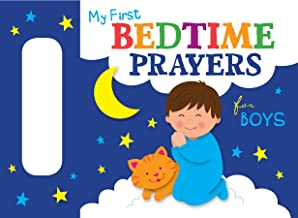 My First Bedtime Prayers for Boys (Let's Share a Story)