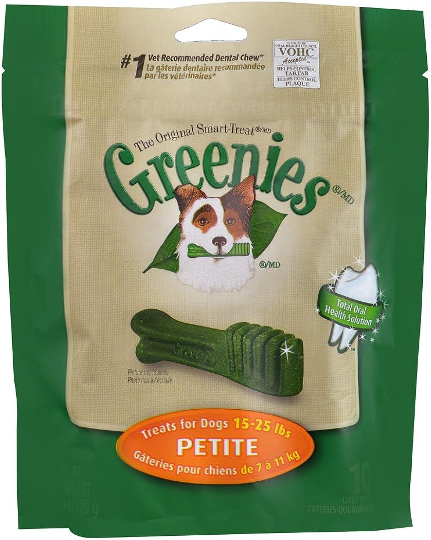 Greenies Treats for DogsMini TreatPakPetite 6 oz