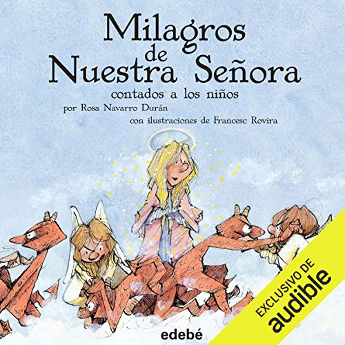 Milagros de Nuestra Señora [Miracles of Our Lady] audiobook cover art