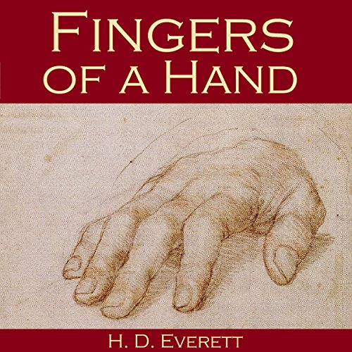 Fingers of a Hand audiobook cover art