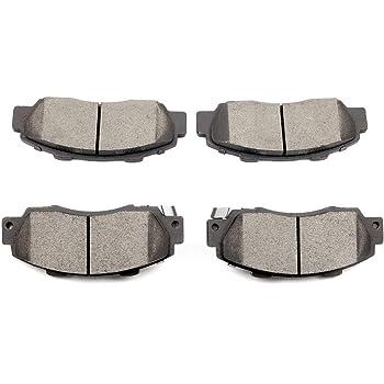 Front D503 Ceramic Brake Pads 1998 1999 2000 2001 2002 HONDA ACCORD