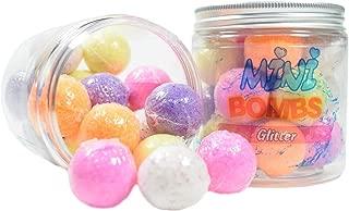 Mini Bath Bombs with Epsom Salts - 11 pack, Kids Bath Bombs, Bath Bomb for Girl, Bath Bomb for Boys, Mini Bath Bomb for Kids, Girls Mini Bath Fizzies