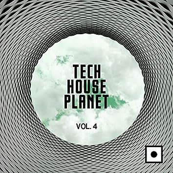 Tech House Planet, Vol. 4