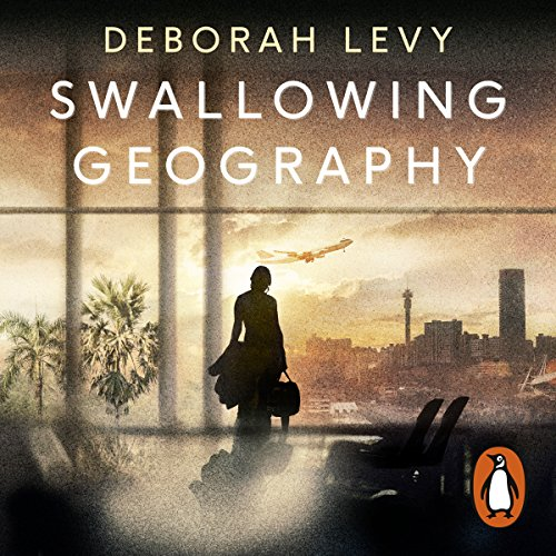 Swallowing Geography audiobook cover art