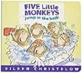 Image of Five Little Monkeys Jump in the Bath (A Five Little Monkeys Story)