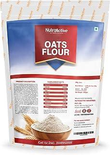 NutroActive Oats Flour/ Atta Gluten Free - 500gm
