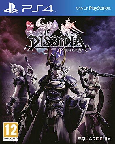 Dissidia Final Fantasy NT (PS4) (PEGI) [Import allemand]